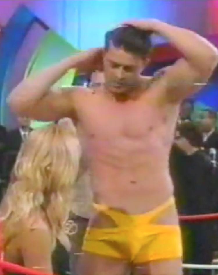 Pedro Javier Stripper Puerto Rico