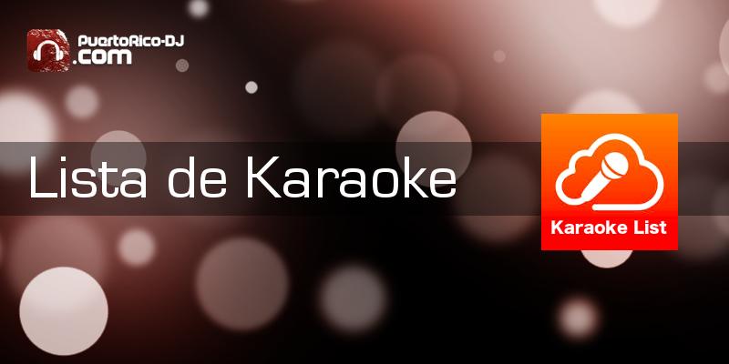 Karaoke Puerto Rico