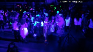Guamani School - Black Light Party 5