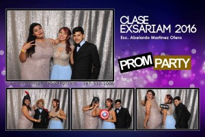Photo Booth PROM Puerto Rico 3