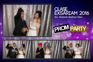 Photo Booth PROM Puerto Rico 4